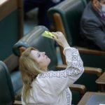 07:28 Şoşoacă de la AUR, făcută şefă în Senat. Ce comisie va conduce