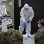 10:33 Primele doze de vaccin anti-COVID au ajuns la Institutul Cantacuzino