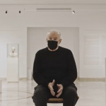 """12:01 Victor Rebengiuc şi Alexandru Tomescu în clipul-manifest """"Brâncuşi. Balada drumului spre infinit"""""""