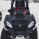10:12 Tânără de 17 ani, dosar penal după ce a condus un ATV fără permis