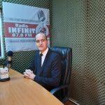 Interviurile Infinit FM din data de 15 ianuarie 2021. Invitat: Deputatul Dan Vîlceanu, președinte PNL Gorj