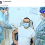 09:28 Șeful IPJ Gorj s-a vaccinat împotriva COVID-19