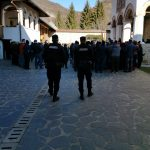 09:20 Jandarmii gorjeni, la datorie de Bobotează
