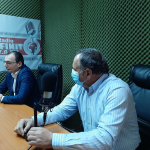 Interviurile Infinit FM din data de 14 ianuarie 2021. Invitați: Iulian Popescu, consilier județean PNL și  primarul orașului Bumbești-Jiu, Constantin Bobaru(PSD)