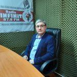 Interviurile Infinit FM din data de 22 ianuarie 2021. Invitat: Senatorul Cristinel Rujan, președinte PSD Târgu-Jiu