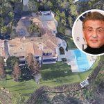 Sylvester Stallone și-a scos la vânzare palatul. Are o casă de 130 de milioane de dolari