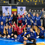 Handbal: Turneul 2 se dispută la Târgu-Jiu. PROGRAMUL