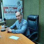 Interviurile Infinit FM din data de 11 ianuarie 2021.  Invitat: Bogdan Bejinaru, viceprimar Târgu-Jiu
