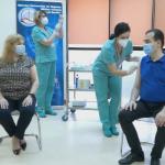 16:30 Miniştrii vor fi vaccinaţi, miercuri, la Spitalul Universitar de Urgenţă Militar