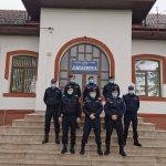 10:18 Jandarmii din Bumbeşti-Jiu au început anul în casă nouă