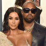 Media: Kanye West şi soţia sa, Kim Kardashian, locuiesc separat