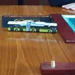 Polonezii au început fabricarea troleibuzelor pentru Târgu-Jiu