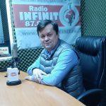 Interviurile Infinit FM din data de 4 Ianuarie 2021. Invitat: Marcel Romanescu, primarul Municipiului Târgu-Jiu