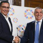 07:10 Un lider ALDE cere ruperea fuziunii cu Pro România
