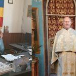 08:33 Fostul primar din Dănești a revenit la preoție