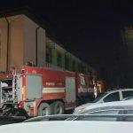 10:01 Incendiu la spital de la o ţigară. Două cadre medicale şi doi pacienţi, intoxicaţi cu fum