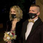 08:17 O singură căsătorie oficiată la Poarta Sărutului, în noaptea de Revelion