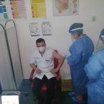 13:19 SJU Târgu-Jiu: Primele cadre medicale vaccinate anti-COVID-19