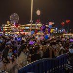 11:14 FOTO. Wuhan, la un an de COVID. Mii de oameni pe străzi pentru a întâmpina noul an