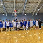 17:08 Turneu de baschet U16 la Târgu-Jiu