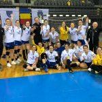 10:18 Primul turneu din 2021 al handbalistelor lui Andrieș