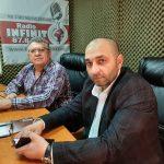 Interviurile Infinit FM din data de 4 februarie 2021. Invitați: Liderul sindical Constantin Crețan și jurnalistul Claudiu Matei