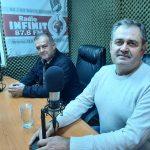 Interviurile Infinit FM din data de 1 februarie 2021. Invitați: Eftemie Popescu și Ion Săvoiu