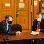 08:49 Deputatul Pecingină, demersuri pentru reducerea vârstei de pensionare a angajaților CE Oltenia