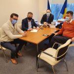 11:48 Senatorul Iordache, discuții pe tema Fondului pentru o Tranziție Justă