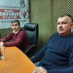 Interviurile Infinit FM din data de 2 februarie 2021. Invitați: Eduard Lădaru(PSD) și Ion Ișfan(Pro România)