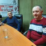 Interviurile Infinit FM din data de 19 februarie 2021. Invitați: Primarul Cosmin Pigui(PSD) și Ion Ișfan(Pro România)