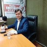 Interviurile Infinit FM din data de 8 februarie 2021. Invitat: Marcel Romanescu, primarul Municipiului Târgu-Jiu