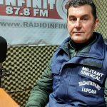 Interviurile Infinit FM din data de 10 februarie 2021. Invitat: Nicu Bunoaica, președintele Sindicatului Solidaritatea 2013