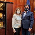 18:23 Romanescu: Constantina Diță-Tomescu are susținerea noastră pentru șefia FRA
