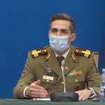 08:02 Gheorghiţă: Numărul românilor vaccinaţi îl depăşeşte pe cel al românilor infectaţi