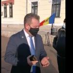 10:00 VIDEO: Senatorul Iordache, la discuții cu minerii protestatari