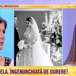 """Solista Marcela Fota, declarații în lacrimi despre moartea soțului. """"Am plecat împreună și m-am întors singură"""""""