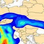07:06 Ministerul Mediului: Masă de aer încărcată cu praf de origine sahariană, deasupra României