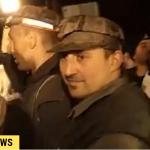 20:03 Minerii au ieşit din subteranul exploatării Lupeni
