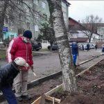 S-a lucrat toată iarna într-un oraș din Gorj