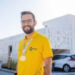 09:02 Fiul lui Cristian Toader Pasti, noul președinte al Future Energy Leaders