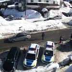Șeful IPJ Gorj a fost la Rânca. Pănescu: Am identificat noi locuri de parcare, dar nu s-a luat nicio măsură
