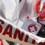 11:02 Sindicaliştii Sanitas anunţă proteste începând de joi