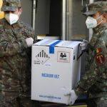 09:26 A şaptea tranşă de vaccin Pfizer/BioNTech, de peste 160.000 de doze, a ajuns în România