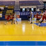 Elevii lui Alionescu, învinși și de CSM Galați