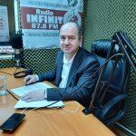 Interviurile Infinit FM din data de 16 martie 2021. Invitat: Prefectul de Gorj, Corneliu Răducan Morega