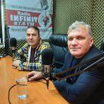 Interviurile Infinit FM din data de 19 martie 2021. Invitați: Primarii Liviu Cotojman(PNL) și Florinel Țuilă(PSD)