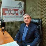 Interviurile Infinit FM din data de 25 martie 2021. Invitat: Senatorul Cristinel Rujan, președinte PSD Târgu-Jiu