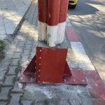 """Stâlpi """"bandajați"""". Romanescu: În 2 ani, vor fi înlocuiți"""