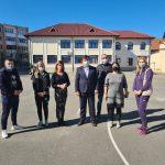 09:59 Bază sportivă modernă la o școală din Târgu-Jiu